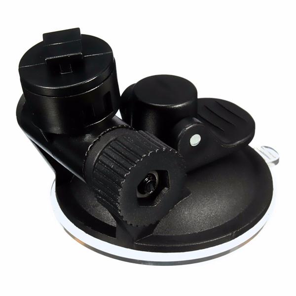 BLACK Car Windshield Suction Cup Bracket