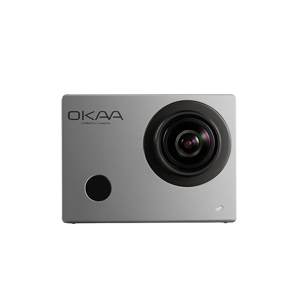 OKAA Action Camera Ultra HD Bundle