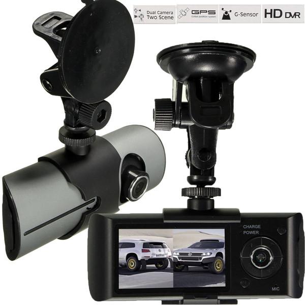 Dashcam Full HD Dual DXD1325